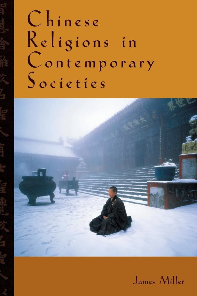 Chinese Religions in Contemporary Societies als Buch