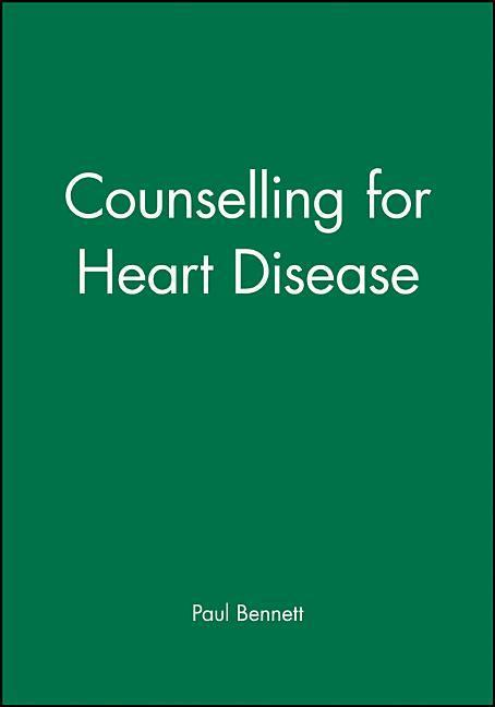 Counselling for Heart Disease als Buch