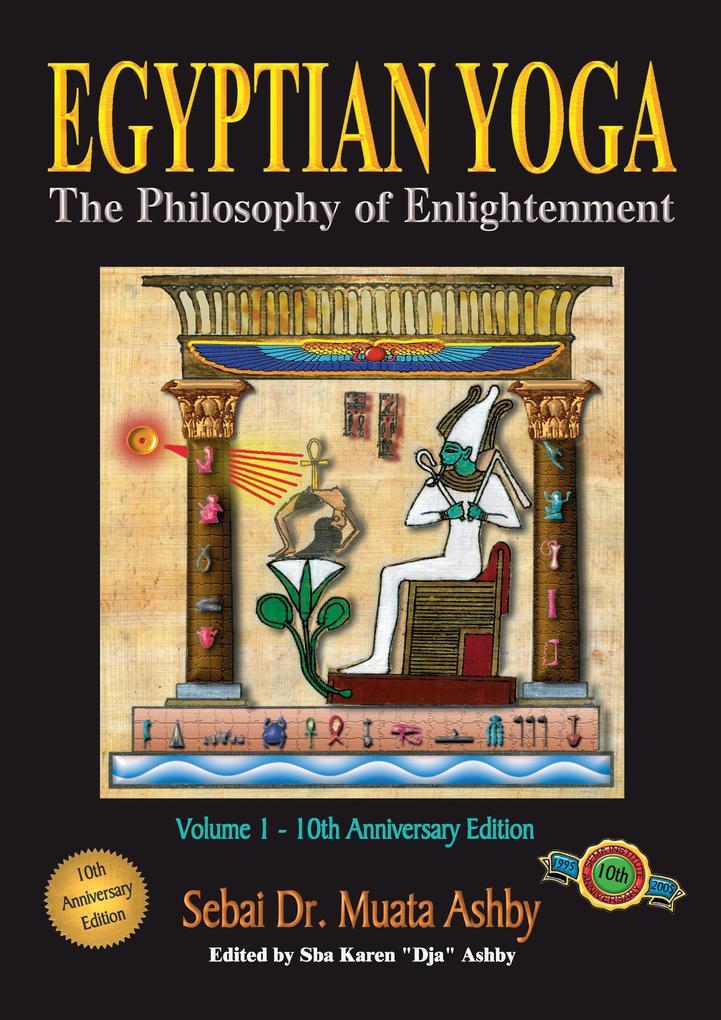 Egyptian Yoga Volume 1 als Buch
