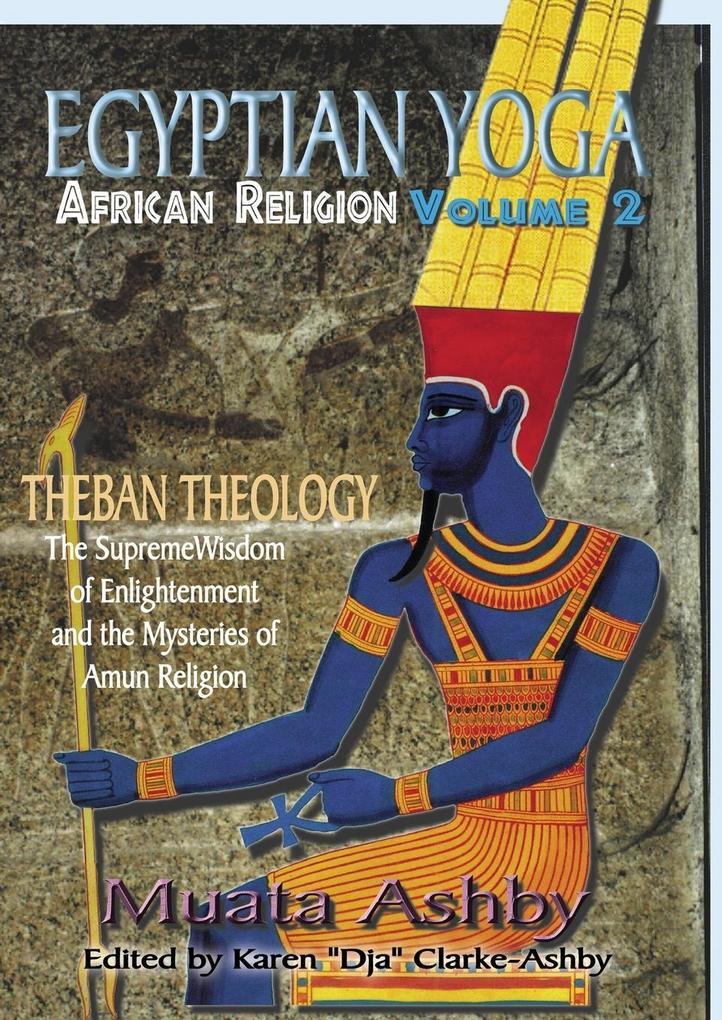 Egyptian Yoga Volume 2 als Taschenbuch