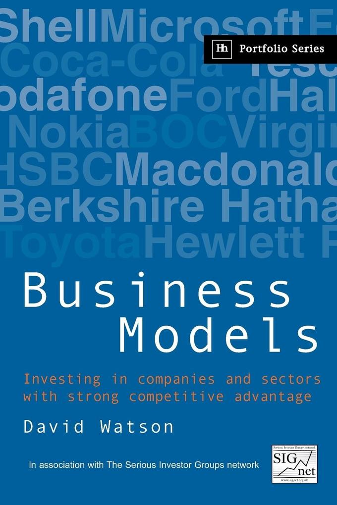 Business Models als Buch