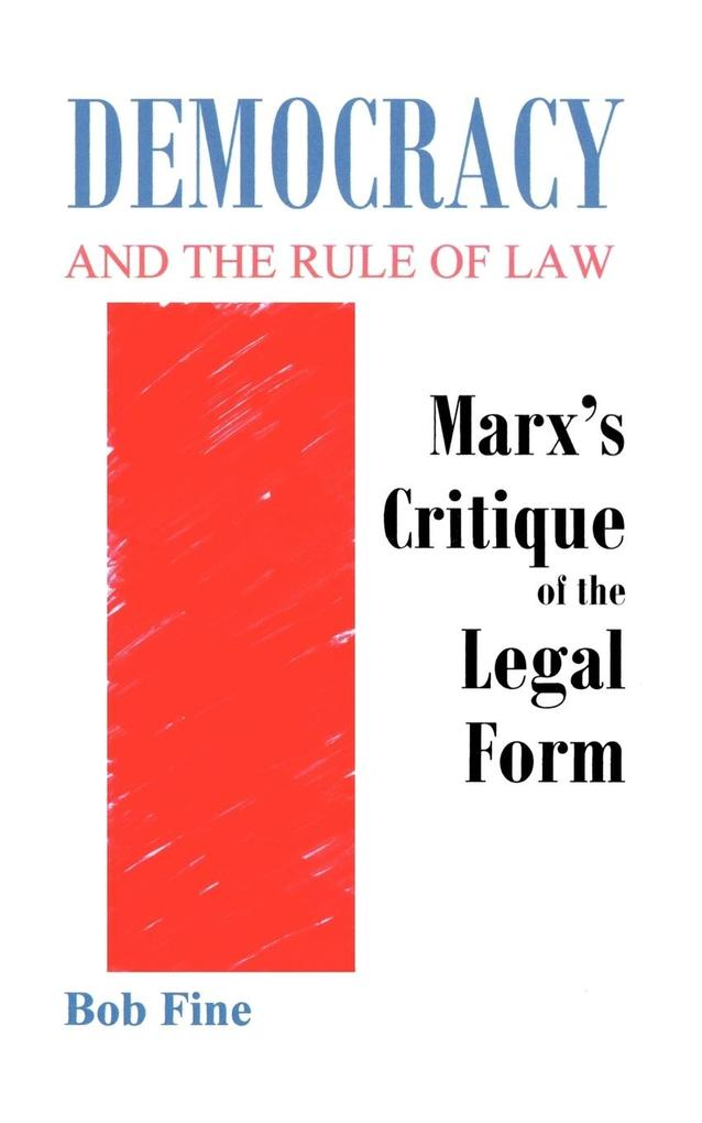 Democracy and the Rule of Law als Taschenbuch