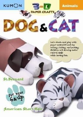 Animals: Dog & Cat als Taschenbuch