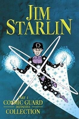 Jim Starlin's Cosmic Guard als Taschenbuch