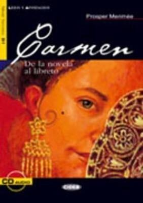 CARMEN + CD N. 3 B1 - V.VIVES als Taschenbuch