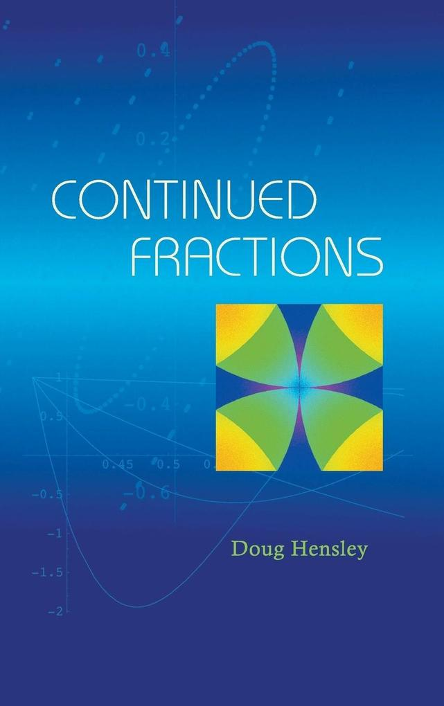 Continued Fractions als Buch