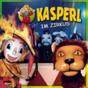 Kasperl im Zirkus als CD