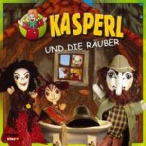 Kasperl und die Räuber als CD