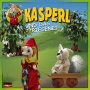 Kasperl und das Riesenei als CD