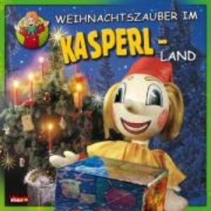Weihnachtszauber im Kasperlland als CD