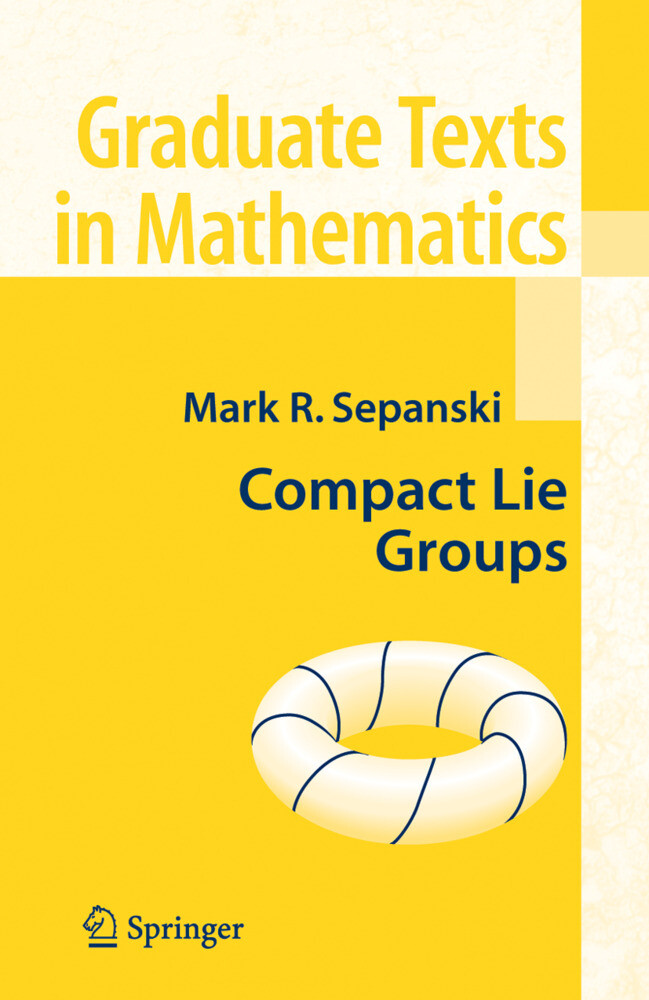 Compact Lie Groups als Buch