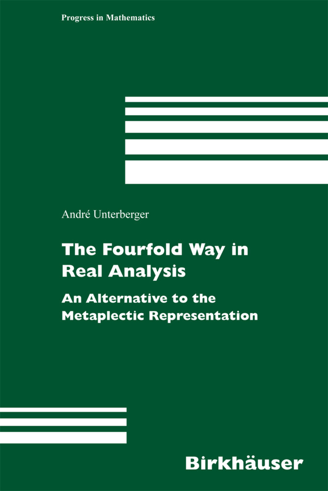 The Fourfold Way in Real Analysis als Buch