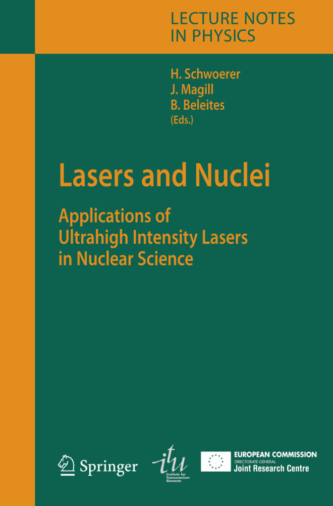 Lasers and Nuclei als Buch