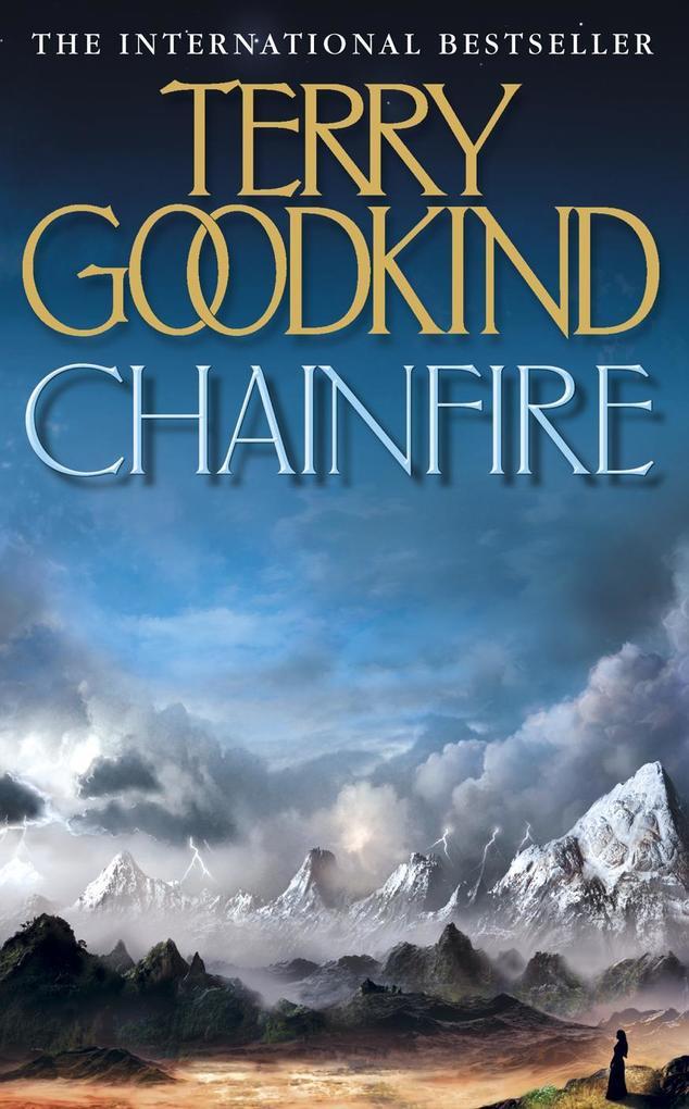Chainfire als Taschenbuch