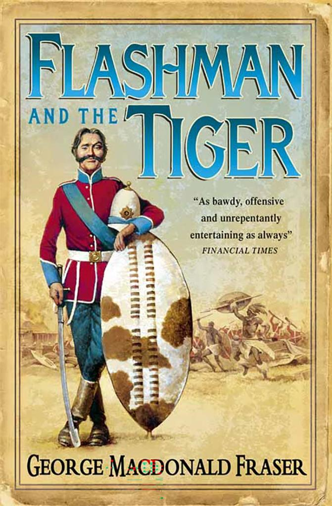 Flashman and the Tiger als Taschenbuch
