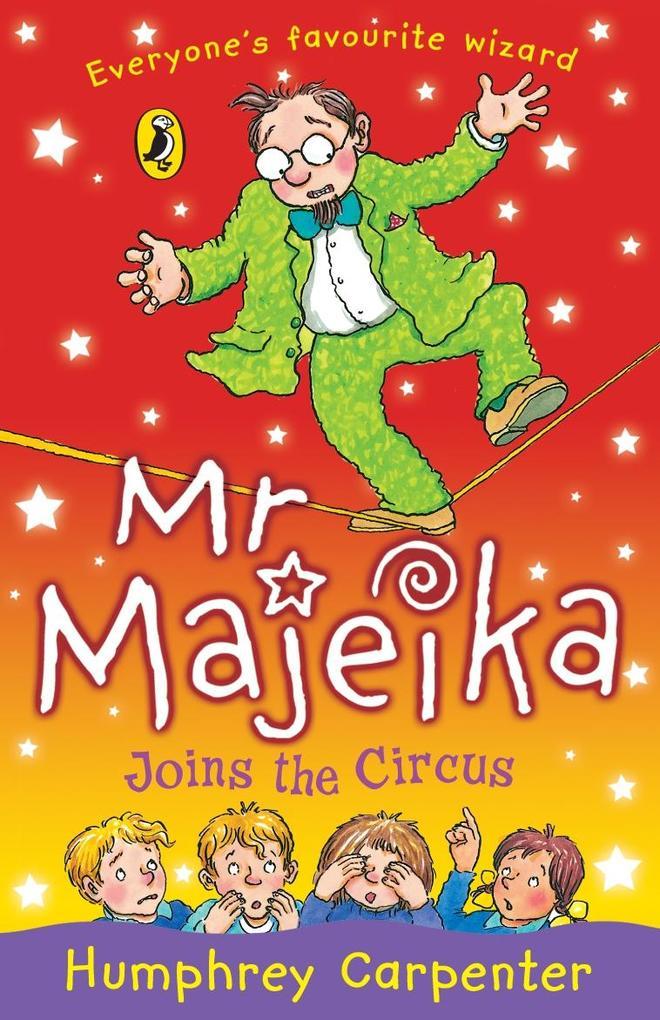 Mr Majeika Joins the Circus als Taschenbuch