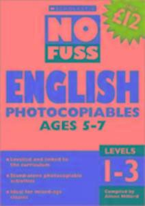 No Fuss English Photocopiables Ages 5-7 als Taschenbuch