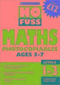 Maths Photocopiables Ages 5-7 als Taschenbuch