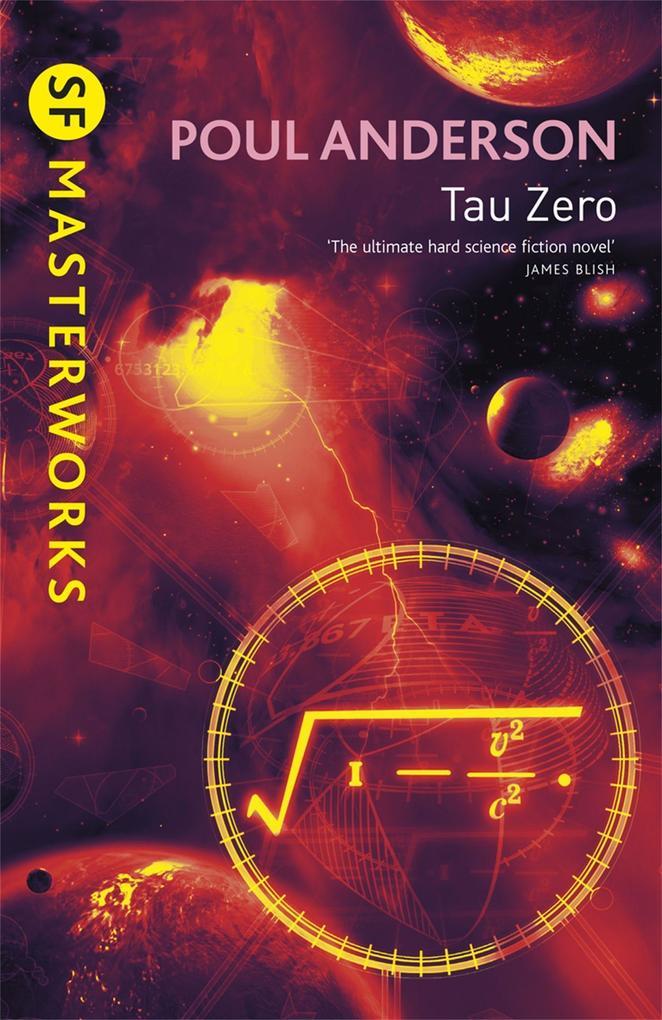 Tau Zero als Taschenbuch