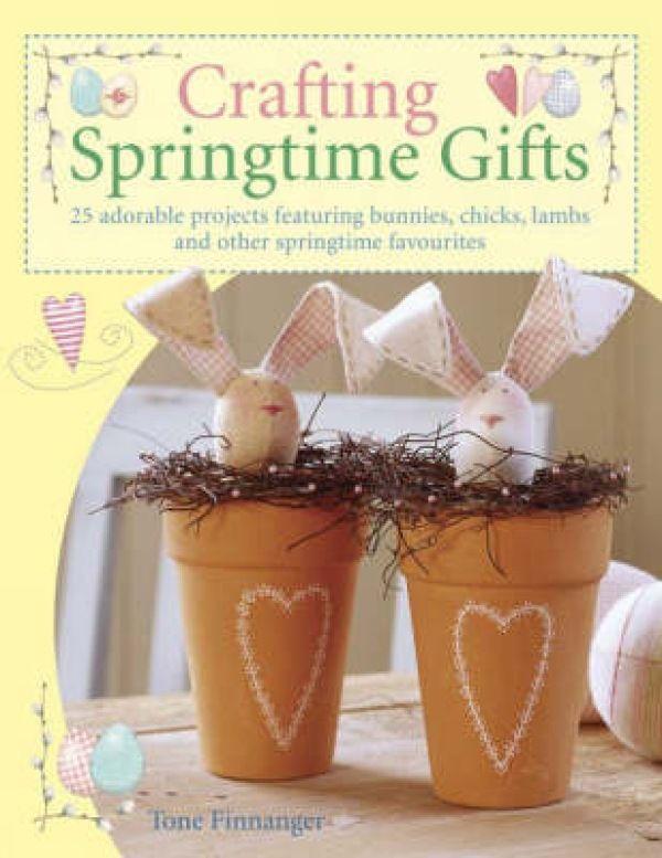 Crafting Springtime Gifts als Taschenbuch