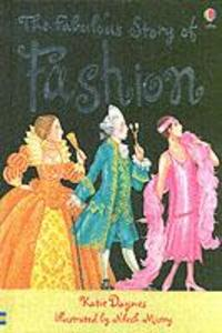 The Fabulous Story Of Fashion als Buch