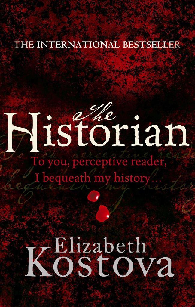 The Historian als Taschenbuch