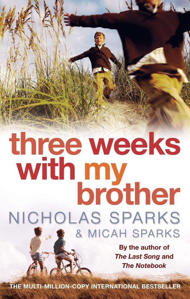 Three Weeks With My Brother als Taschenbuch