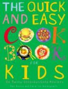 The Quick and Easy Cookbook for Kids als Taschenbuch