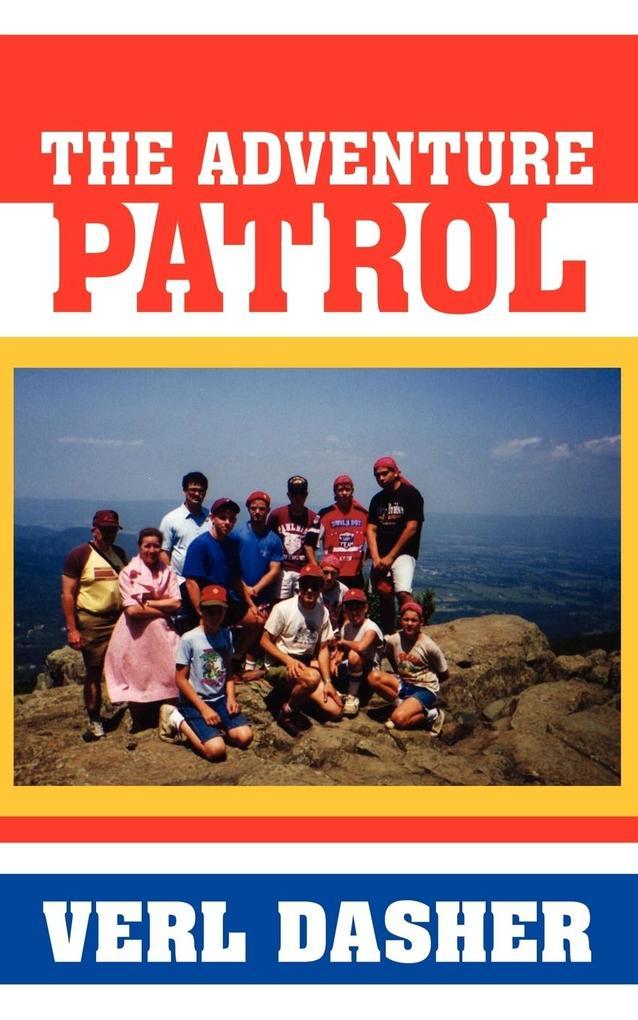 The Adventure Patrol als Taschenbuch