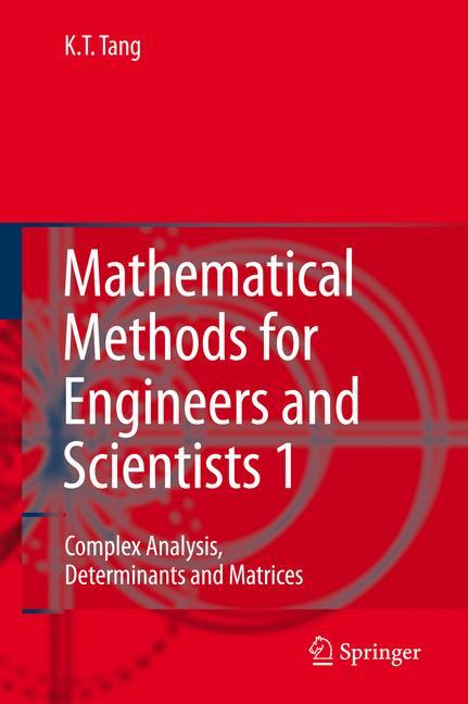 Mathematical Methods for Engineers and Scientists 1 als Buch