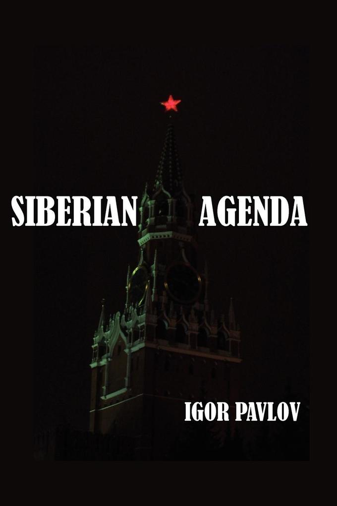 Siberian Agenda als Taschenbuch