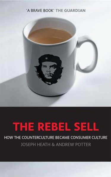 The Rebel Sell als Buch
