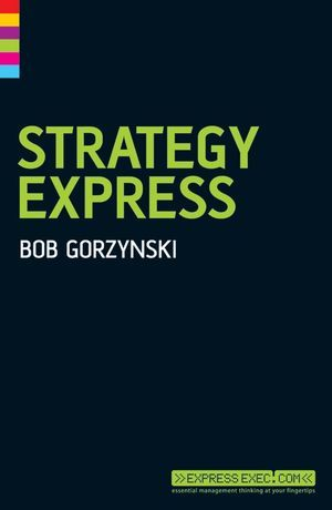 Strategy Express als Buch