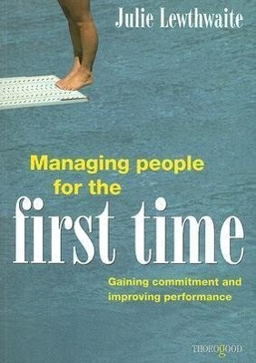 Managing People for the First Time als Taschenbuch