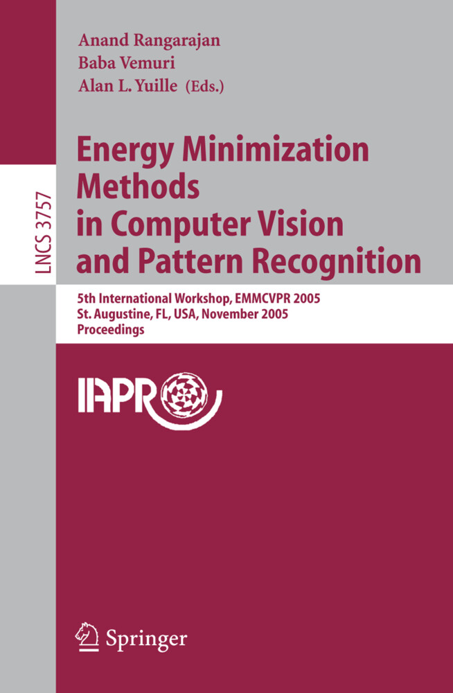 Energy Minimization Methods in Computer Vision and Pattern Recognition als Buch