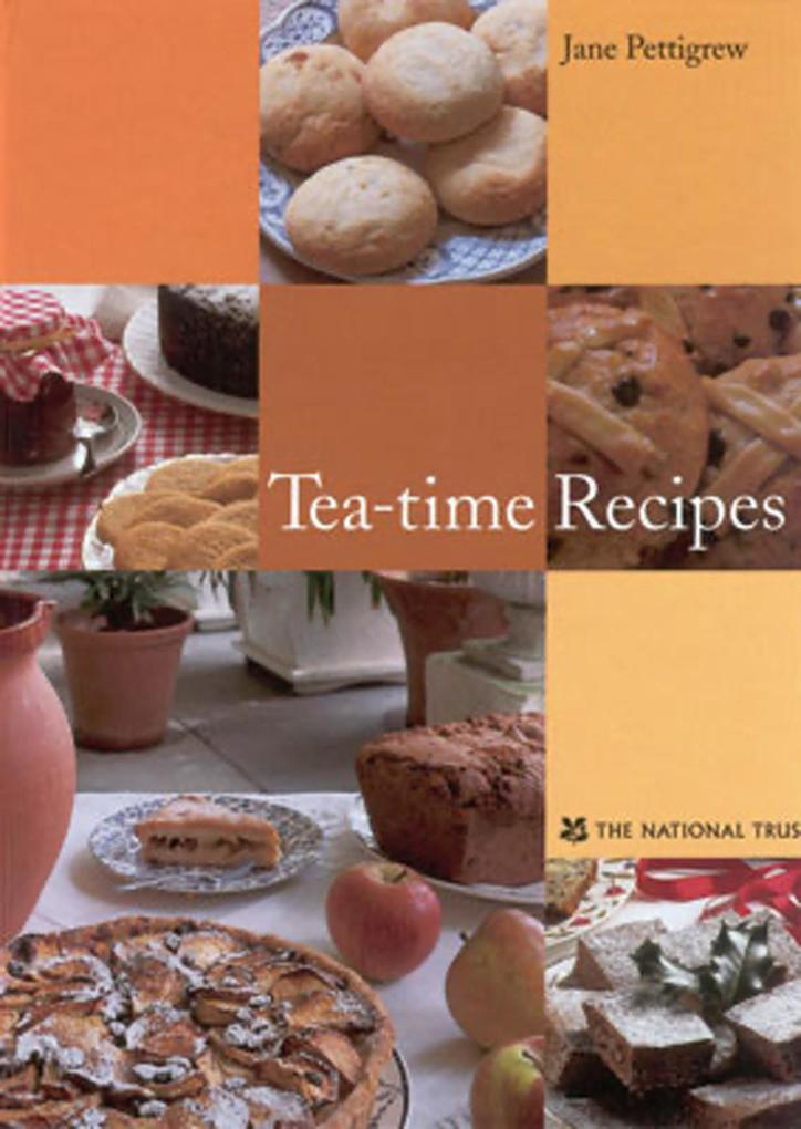 Tea-time Recipes als Buch