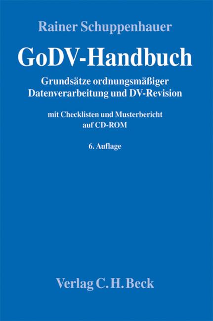 GoDV-Handbuch als Buch