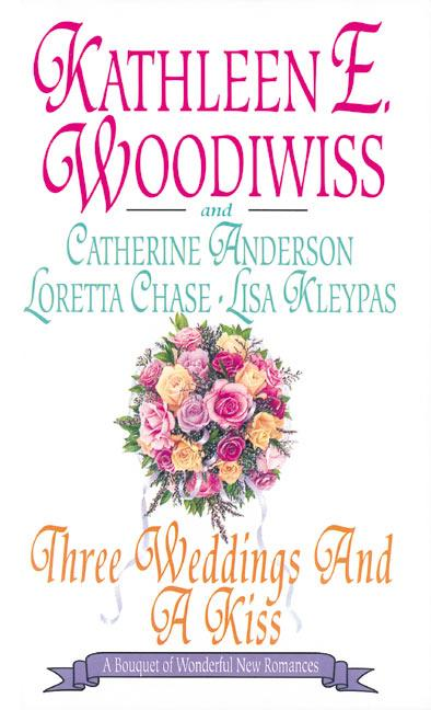Three Weddings and a Kiss als Taschenbuch