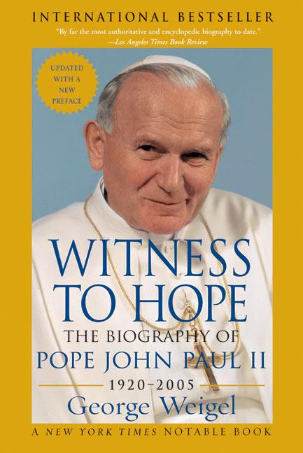 Witness to Hope: The Biography of Pope John Paul II als Taschenbuch