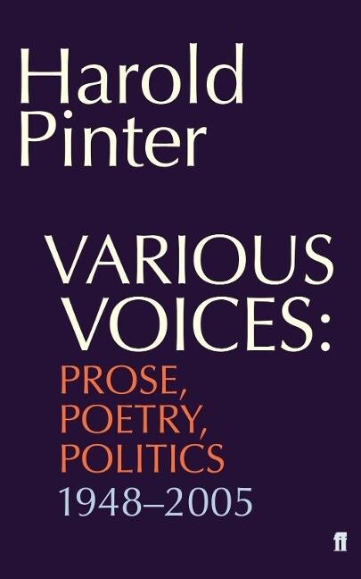 Various Voices als Taschenbuch