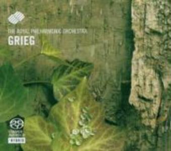 Piano Concerto (Grieg,Edvard) als CD