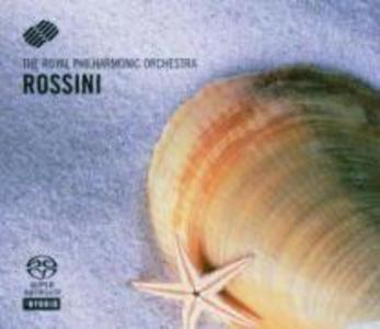 Rossini: Overtures als CD