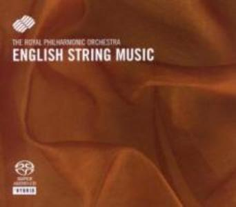 English String Music (Various) als CD