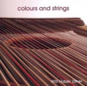 colours and strings als CD