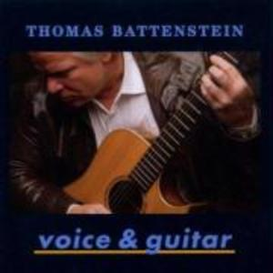 Voice And Guitar als CD