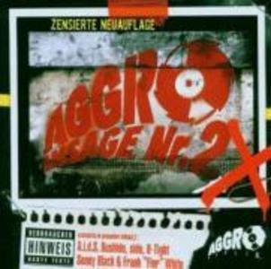 Aggro Ansage Nr.2 X als CD
