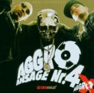 Aggro Ansage Nr.4 X als CD