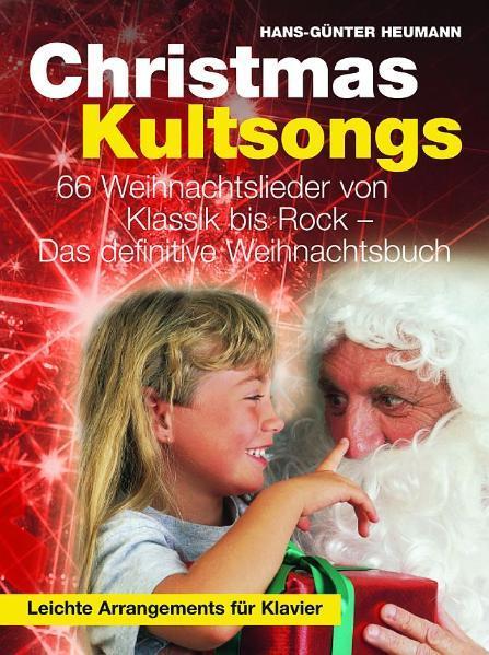 Christmas Kultsongs, Klavier als Buch