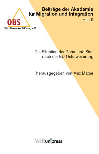 Die Situation der Roma und Sinti nach der EU-Osterweiterung als Buch