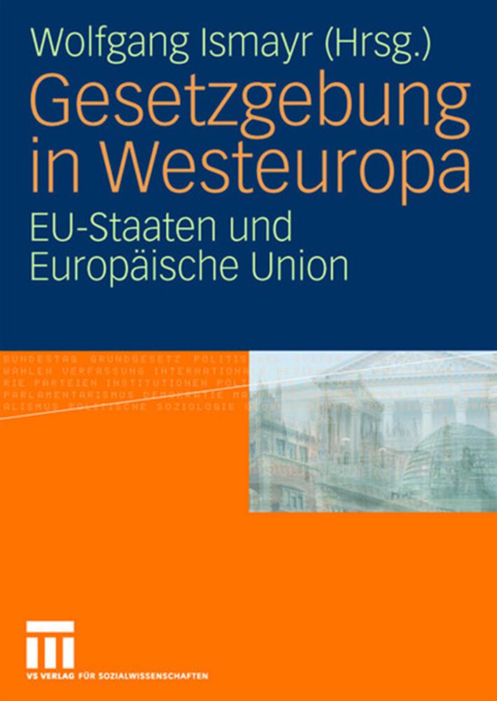 Gesetzgebung in Westeuropa als Buch